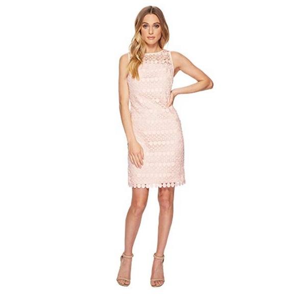 bf7da63e Lauren Ralph Lauren Dresses | Lauren Pink Cocktail Petite Dress In ...